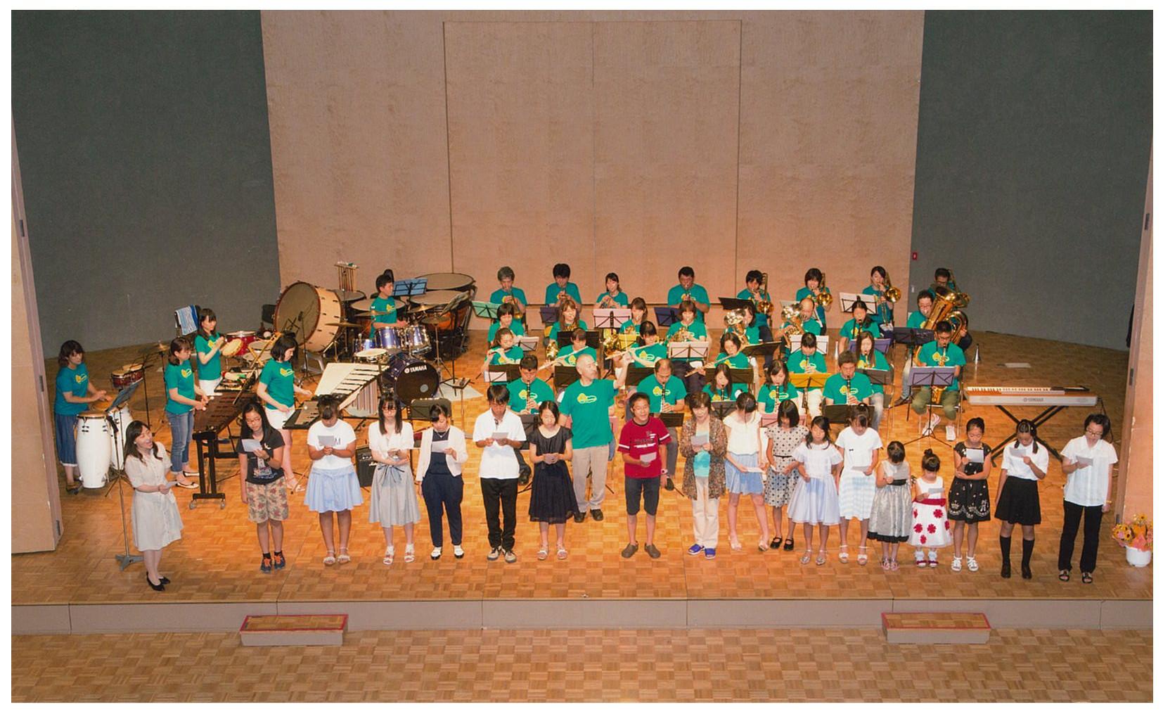 2015/08/08 橋本ピアノ教室 依頼演奏